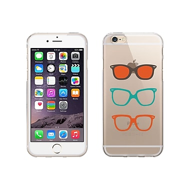 Centon OTM Hipster Collection Case for iPhone 6, Clear, Shades
