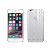 OTM Essentials Hipster Prints Phone Case for Use with iPhone 6 Plus, Links Ice, Clear (IP6PV1CLR-HIP-13)