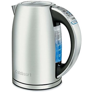 Cuisinart CPK17C PerfecTemp Cordless Electric Programmable Kettle