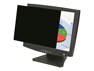 """""Fellowes 4800701 17.3"""""""" Blackout Privacy Screen Filter, 16:10, Widescreen, LCD"""""" IM1N90330"