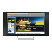 HP SB Desktop Displays EliteDisplay Curved LCD Monitor