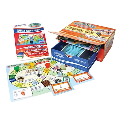 Mastering English as a Second Language Spanish Curriculum Mastery Games