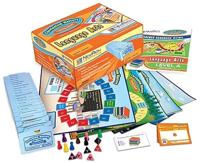 Mastering Reading & Language Arts Curriculum Mastery Game Grade 1