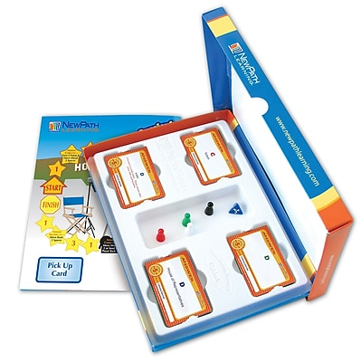 Mastering Reading and Language Arts Curriculum Mastery Game