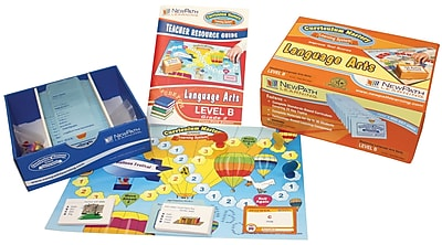 English Language Arts Curriculum Mastery Games