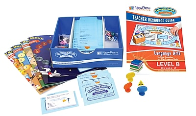 Mastering Spelling, Vocabulary & High Frequency Words Curriculum Mastery Game