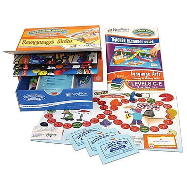 Mastering Literacy & Writing Skills Curriculum Mastery Game Grade 3 - 5