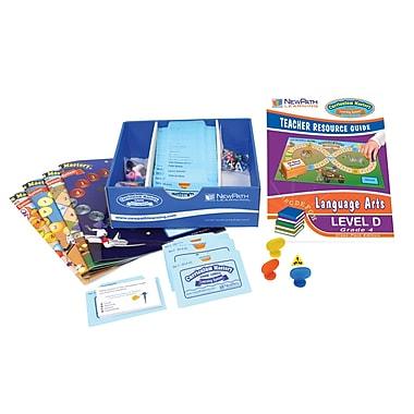 Language Arts Curriculum Mastery Game