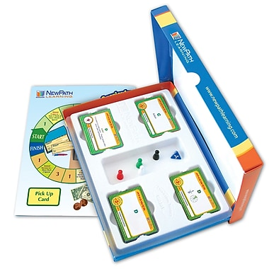 Math Curriculum Mastery Game Grade 8-10, Study-Group Pack