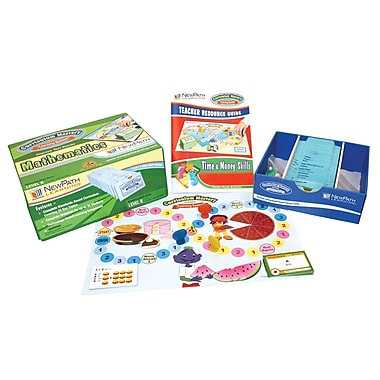 Time & Money Skills Curriculum Mastery Game