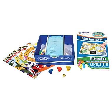 Math Facts Curriculum Mastery Game Class Pack Grade 2-5