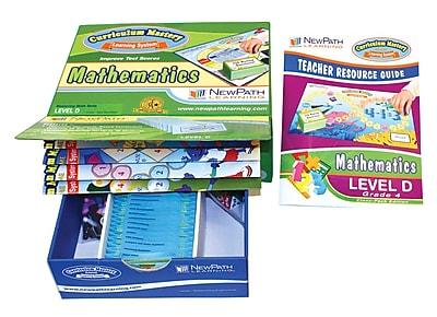 Math Curriculum Mastery Game Grade 4 Class Pack