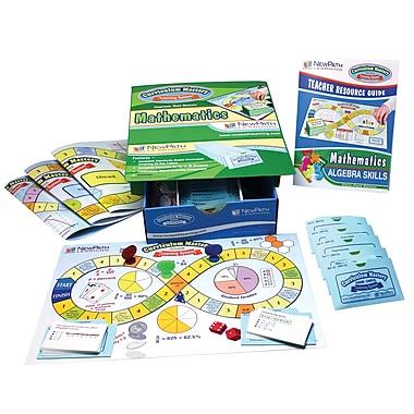 Algebra Skills Curriculum Mastery Game