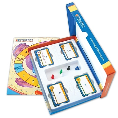 NewPath Learning Middle School Physical Science Curriculum Mastery Game