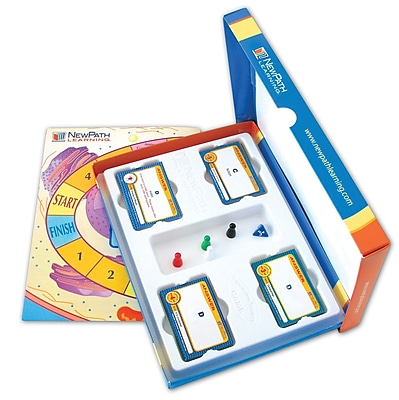 NewPath Learning Middle School Life Science Curriculum Mastery Game