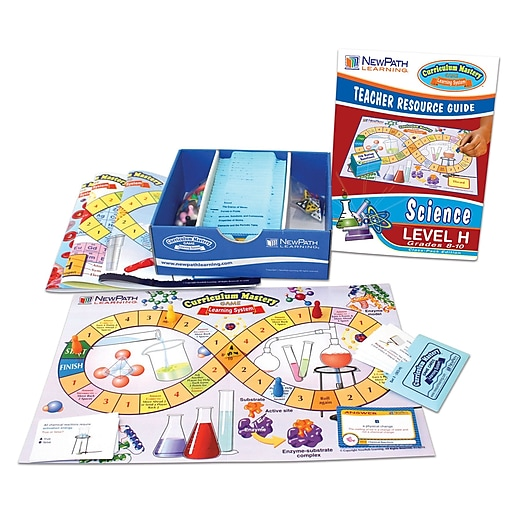 Science Curriculum Mastery Game