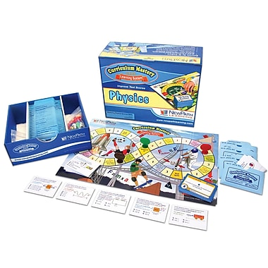 Physics Review Curriculum Mastery Game