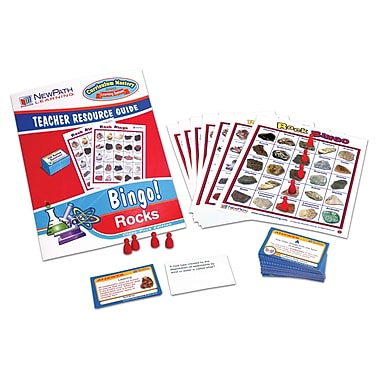 NewPath Learning Rock Bingo Game
