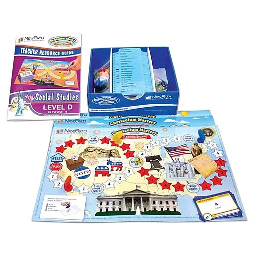 Social Studies Curriculum Mastery Game Class Pack