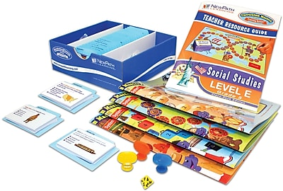 Social Studies Curriculum Mastery Game Class Pack Grade 5