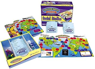 Social Studies Curriculum Mastery Game Grade 6 Class Pack