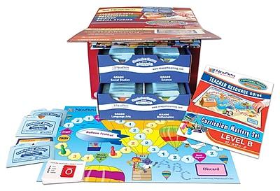 3 Piece Curriculum Mastery (ELA, Math & Science) Game Set