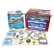 4 Piece Curriculum Mastery (ELA, Math & Science) Games Set