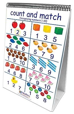 NewPath Learning Number Sense Curriculum Mastery Flip Chart Set