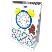 NewPath Learning Time, Money and Measurement Curriculum Mastery Flip Chart Set