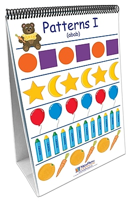 NewPath Learning Patterns and Sorting Curriculum Mastery Flip Chart Set