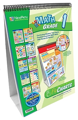 NewPath Learning Mastery in Math Curriculum Flip Chart Set