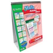 NewPath Learning Algebra Skills Curriculum Mastery Flip Chart Set