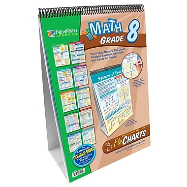 NewPath Learning Curriculum Mastery Flip Chart Set