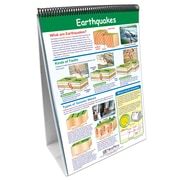NewPath Learning Middle School Earth Science Curriculum Mastery Flip Chart Set