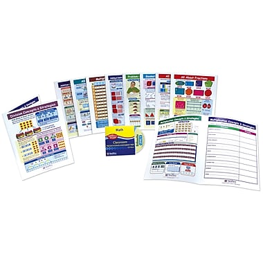 Mastering Math Visual Learning Guides Set Grade 3