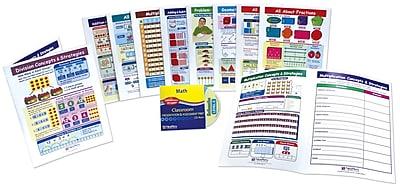 Mastering Math Visual Learning Guides Set Grade 3