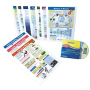 NewPath Learning Mastering Science Visual Learning Guides Set, Grade 7