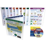 NewPath Learning 10-Piece Mastering Science Visual Learning Guides Set