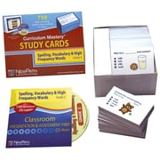 Vocabulary & High Frequency Words Study Card Grade 2