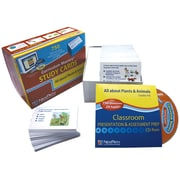 NewPath Learning Plants and Animals Study Card