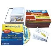 NewPath Learning Six Kingdoms of Life Study Card