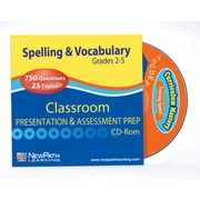 Mastering Spelling & Vocabulary Interactive Whiteboard CD-ROM