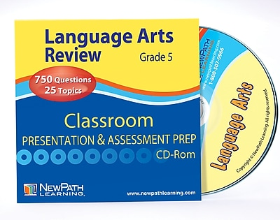 Interactive Whiteboard CD-ROM Site License Grade 5