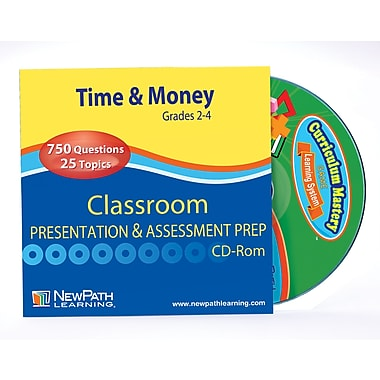 Time and Money Skills Interactive Whiteboard CD-ROM