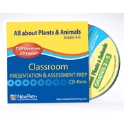 NewPath Learning Plants and Animals Interactive Whiteboard CD-ROM