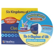 NewPath Learning Six Kingdoms Interactive Whiteboard, CD-ROM, Grade 5-9