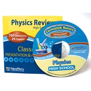 NewPath Learning Physics Review Interactive Whiteboard CD-ROM