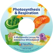 NewPath Learning Photosynthesis and Respiration Multimedia Lesson Grade 6 -1 0