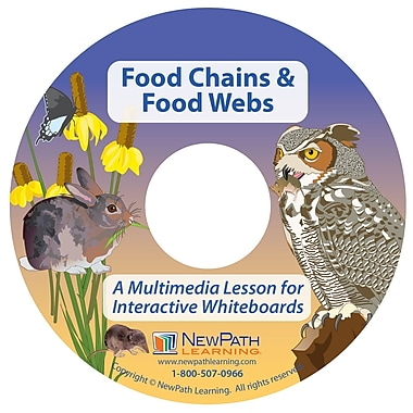 NewPath Learning Food Chains & Webs Lesson