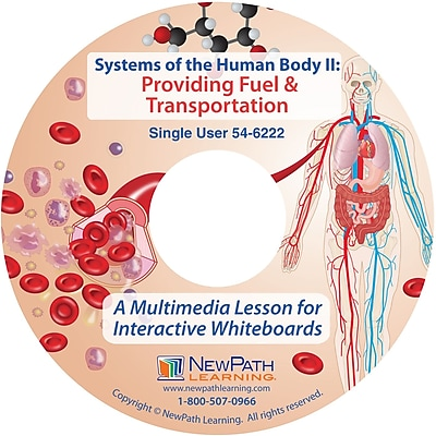 NewPath Learning Systems of the Human Body II: Providing Fuel & Protection Multimedia Lesson